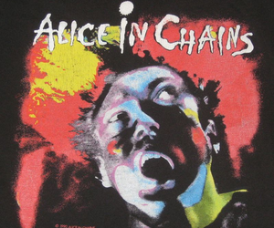 alice in chains, grunge, and music image