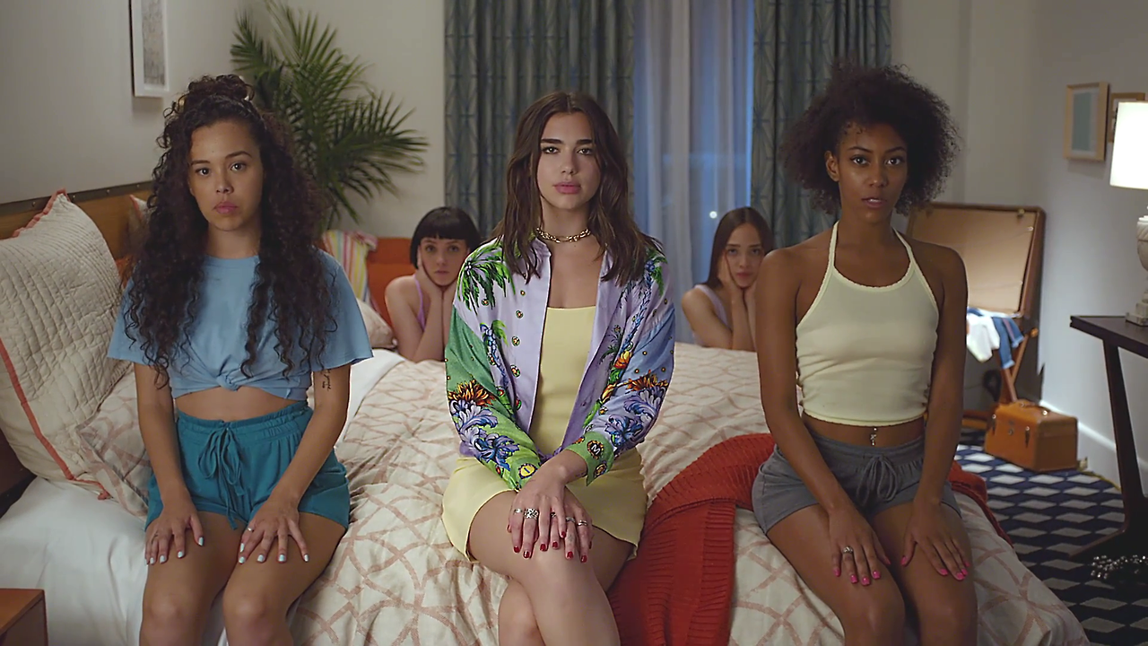new rules and dua lipa image