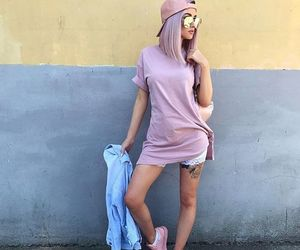 fashion, makeup, and shoes image