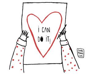 illustration, be my valentine, and saint valentine's day image