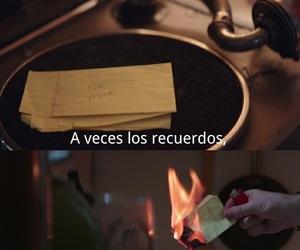 frases, memories, and español image