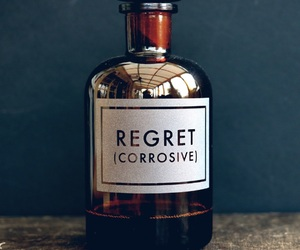 regret, potion, and aesthetic image