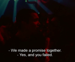 quotes, promise, and sad image