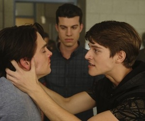 dylan, 6x15, and faceless image