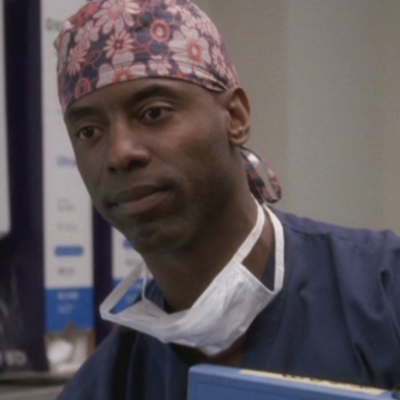 Preston Burke Discovered By ˏˋ S U M M E R ˎˊ