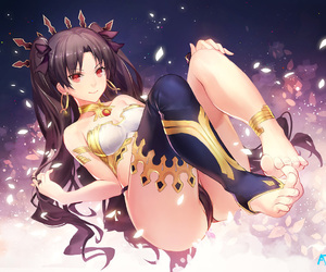 fate grand order and ishtar image