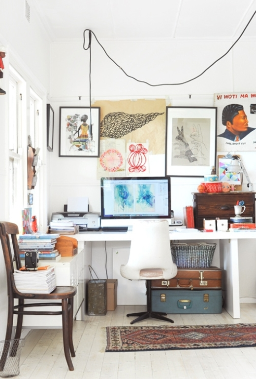 Bright And Eclectic Vintage Interior Designs In Australia ...