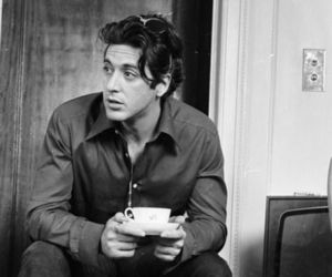 al pacino, sexy, and young image