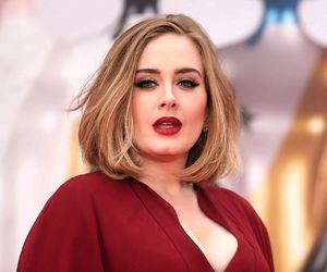 Adele, singer, and song image