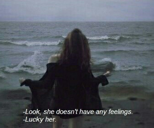 quotes, grunge, and feelings image