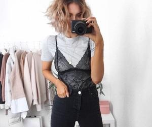 beautiful, fashion style, and swag image