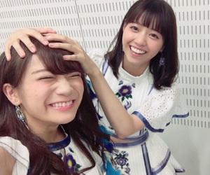 idol, 西野七瀬, and 秋元真夏 image