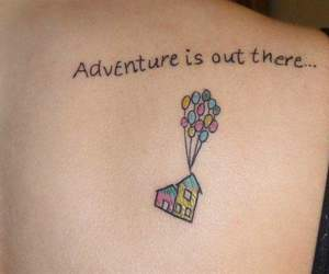 adventure, balloons, and happy image