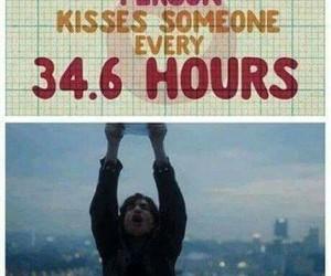 funny and kiss image