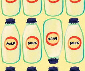 milk, background, and wallpaper image