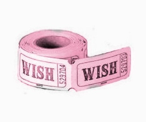 wish and overlay image