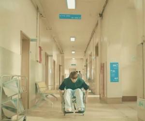 header, hospital, and landscape image