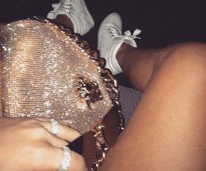 fashion, glitter, and diamonds image