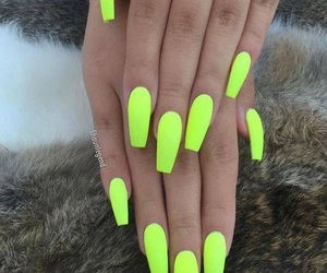 neon and nails image