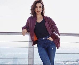 lily collins, style, and actress image