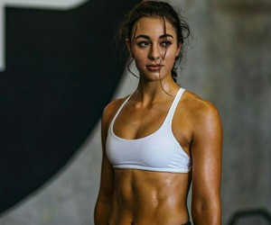 fitness, goals, and inspiration image