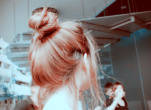 Images About Peinados On We Heart It See More About Hair - Korean hairstyle on tumblr