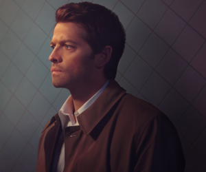 fanart, supernatural, and castiel image