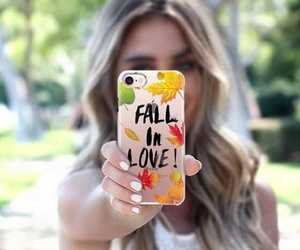 autumn, clear, and phone cases image