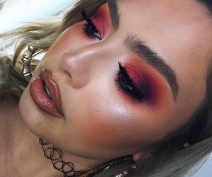 aesthetic, make up, and style image