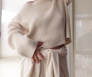 cashmere, cozy, and loose image