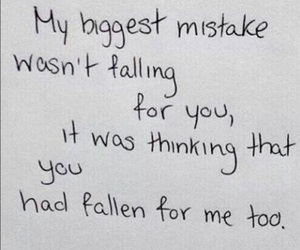 too, falling for you, and it was image