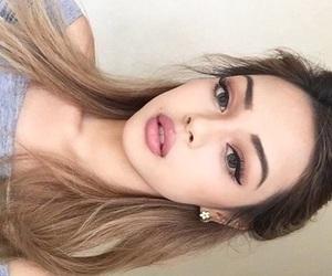 beauty, filipina, and hair color image