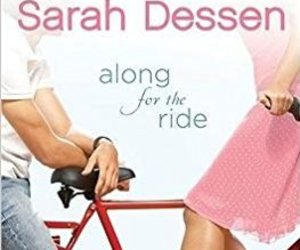 cover, novel, and sarah dessen image