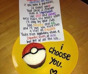 boyfriend, cupcake, and girlfriend image