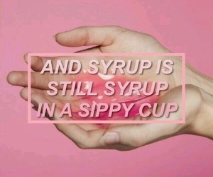 melanie martinez, sippy cup, and pink image
