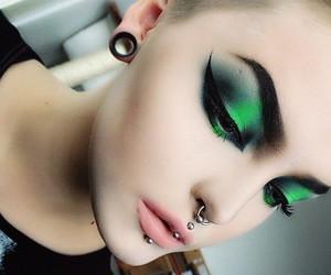 amazing, makeup art, and art image