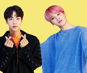 jin, chimchim, and jin eomma image