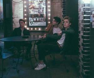 boys, photoshoot, and george smith image