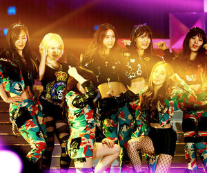 girls generation and snsd image