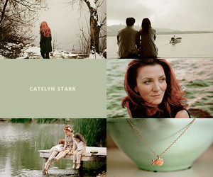 game of thrones and catelyn stark image