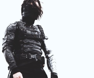 wallpaper, bucky barnes, and the winter soldier image