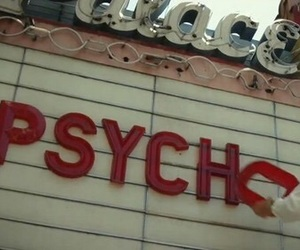 Psycho, grunge, and red image