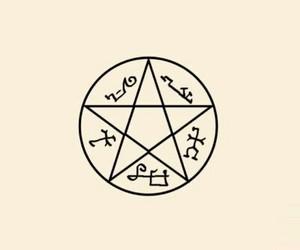 supernatural and background image