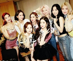 gg, girls generation, and red velvet image