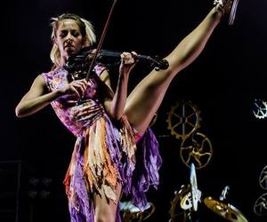 music, violinist, and lindsey stirling image