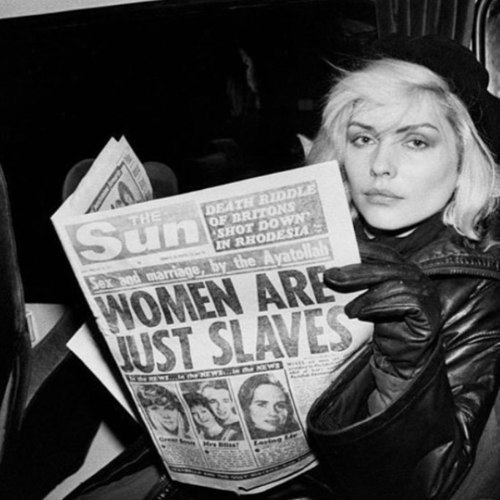 debbie harry, woman, and 70s image