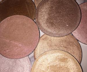 highlighter, makeup, and bronzer image