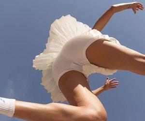 gym and skirt image