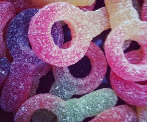 sugar, candy, and delicious image