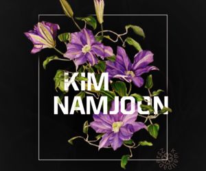 bts, wallpaper, and rm image